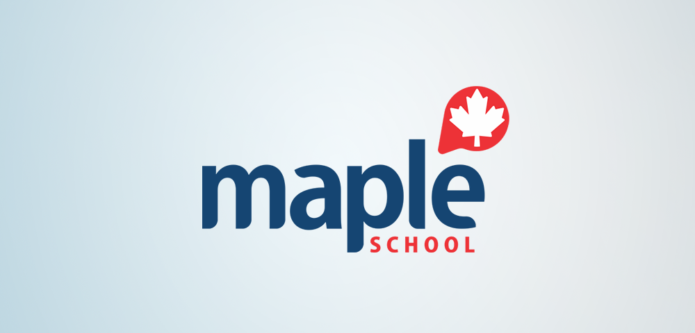 maple logotipo