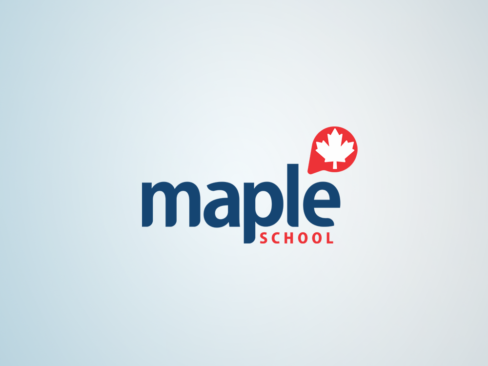 maple logotipo