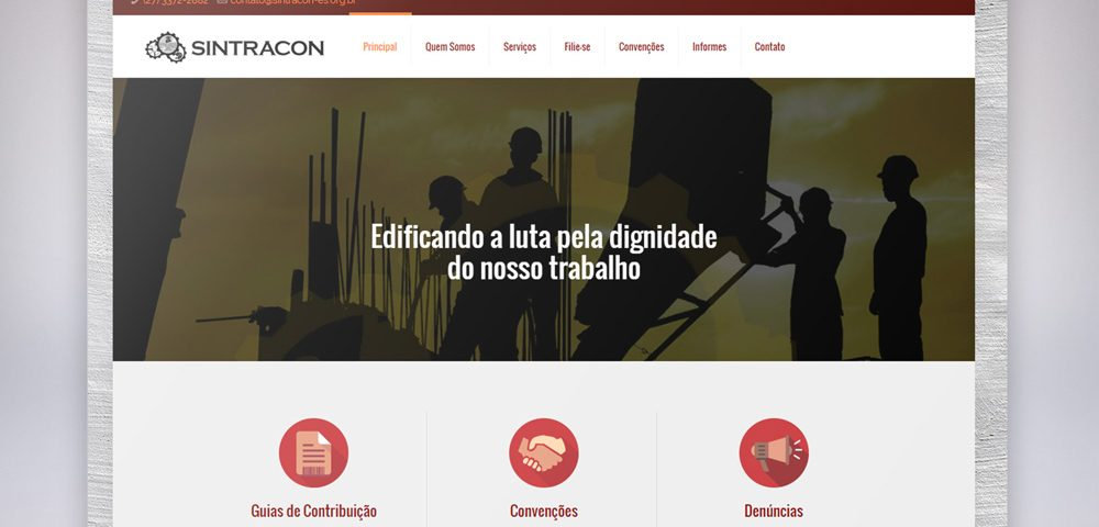 sintracon site